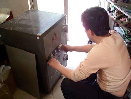 天津东丽区保险柜开锁