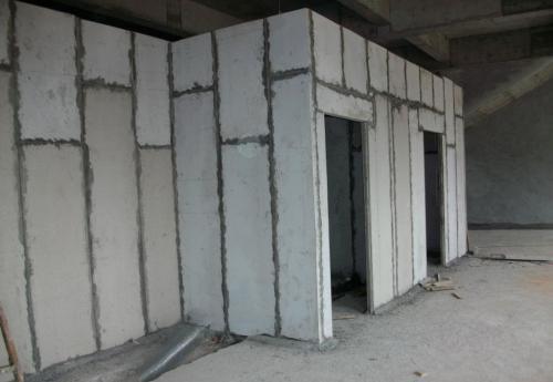 隔墙安装工艺标准规程
