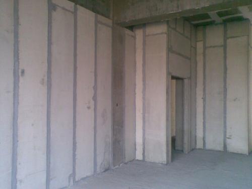 隔墙板抹灰方法