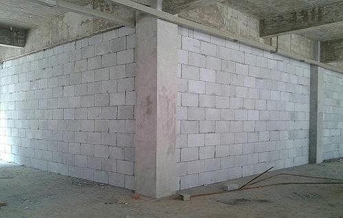 隔墙安装方法