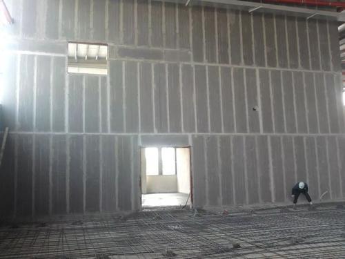 硅酸钙板隔墙怎么施工