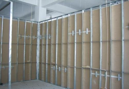室内装修隔墙技巧