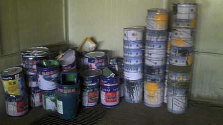 磺化聚乙烯油漆的施工建议参考