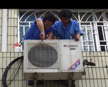 格力空调漏氟有什么特征
