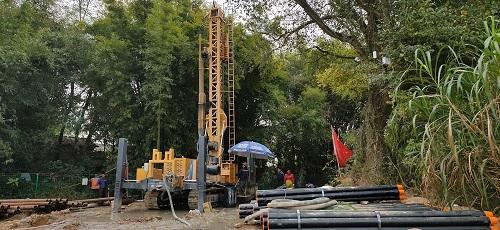 为什么钻井队钻井要分三次施工