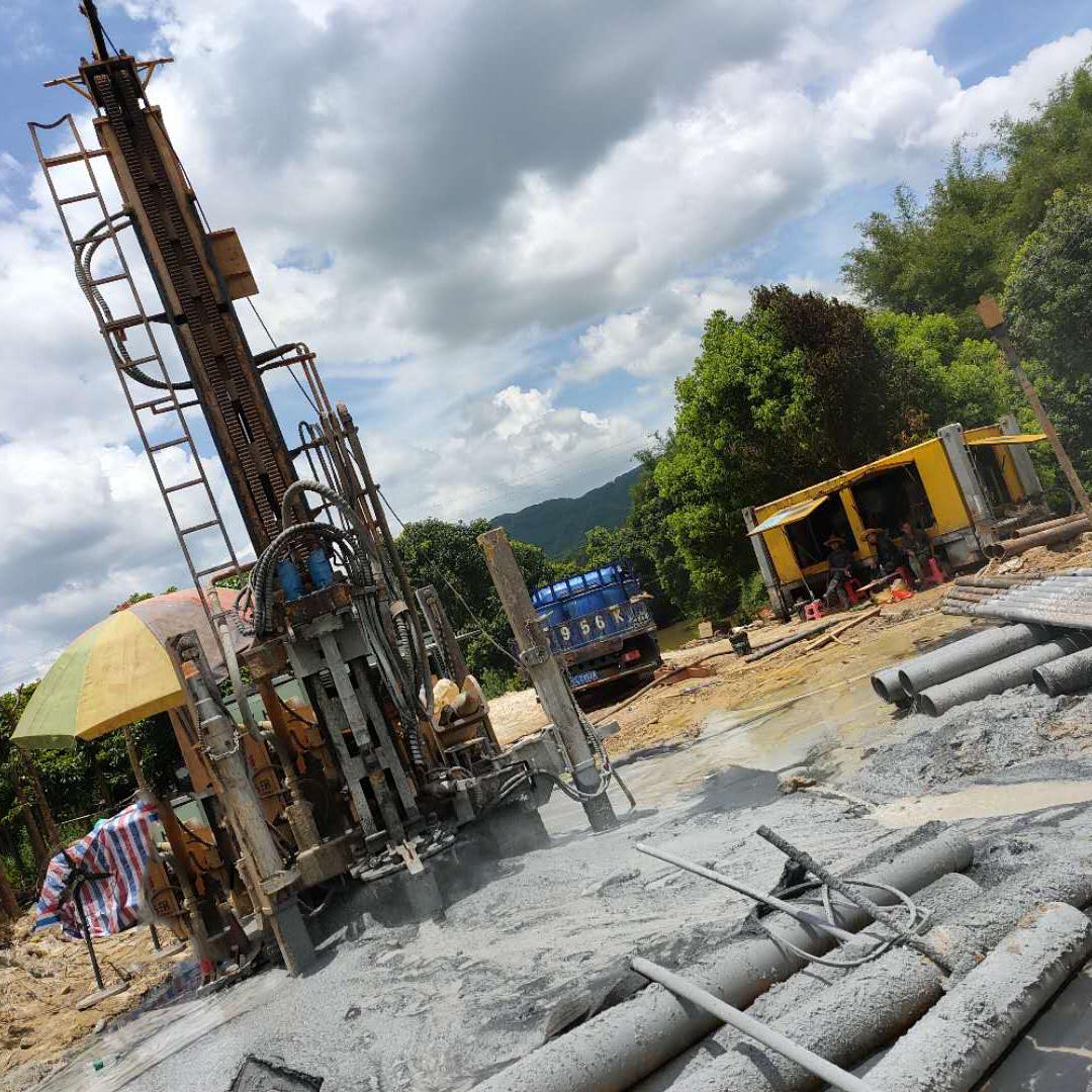 钻井机在施工时需要留意的问题