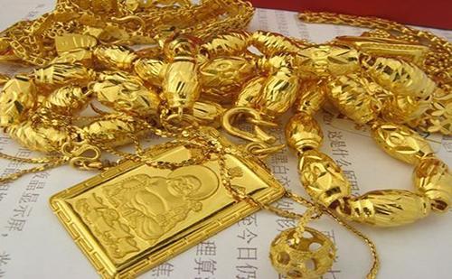 安溪黄金回收