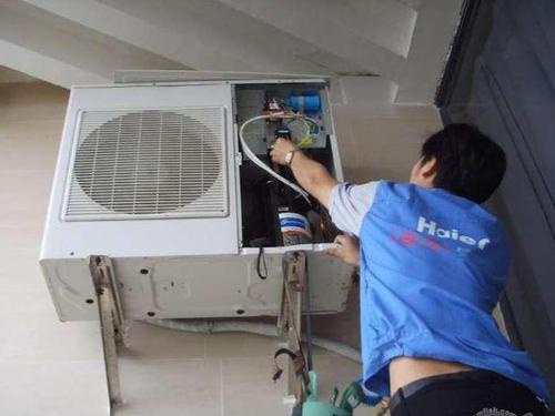 拆空调的方法