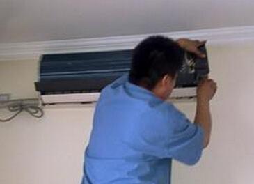 空调要常清洗过滤网