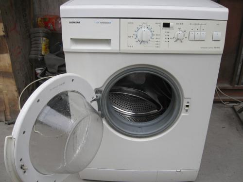 洗衣机不进水