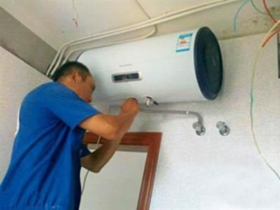 热水器维修保养可以请专业的人士