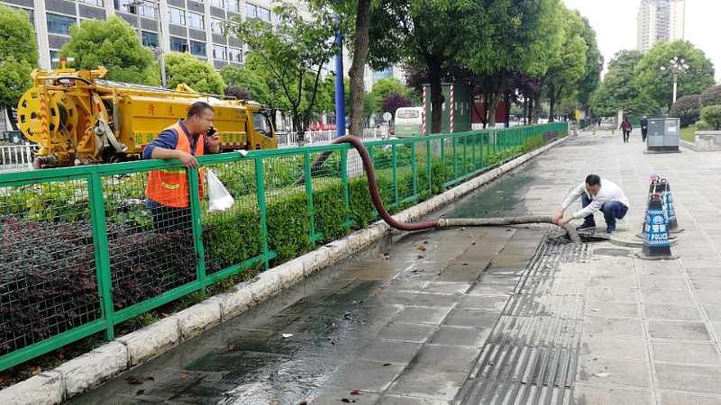 专业疏通各种排污管道