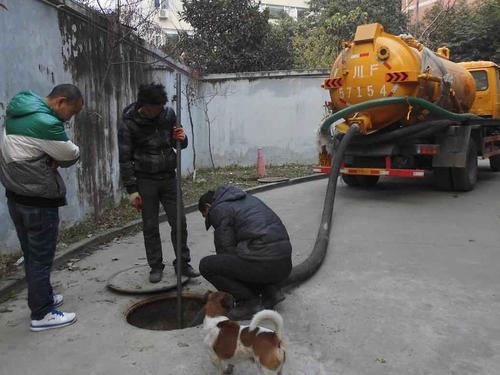 管道疏通清洗的方法