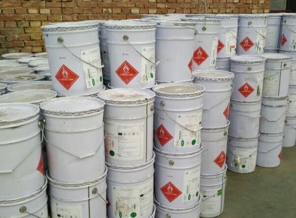 赤峰油漆回收公司