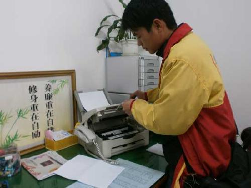 激光打印机的日常维修保养
