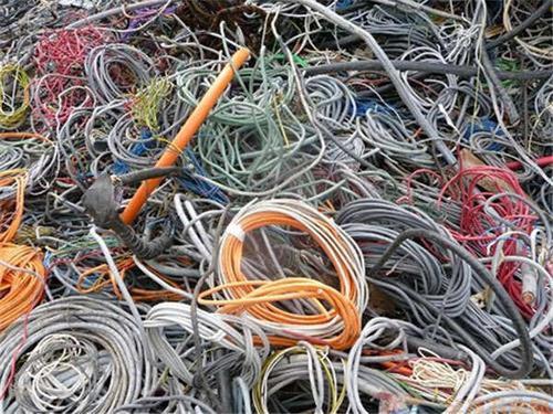 废旧电线电缆回收介绍