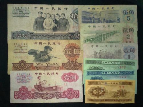 乌鲁木齐老纸币回收价格