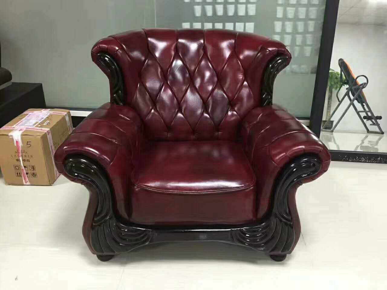 真皮沙发翻新会用到的调色技巧