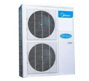 长沙上门维修美的空调-重新安装空调细节
