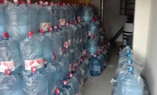 喝桶装水的人正在逐步减少
