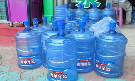 如何防止桶装水被二次污染