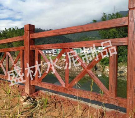 广东省水泥仿木制品厂家