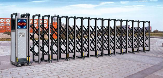 杭州下城区电动伸缩门安装步骤