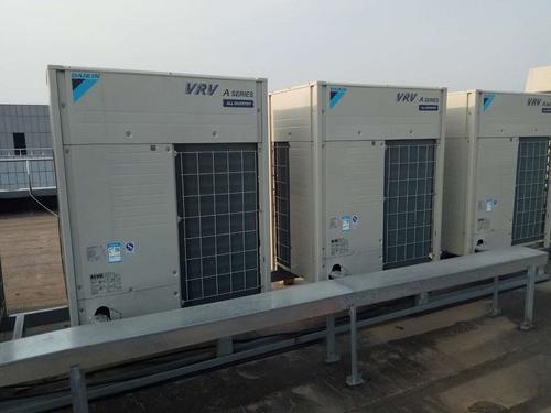 中央空调系统维修案例