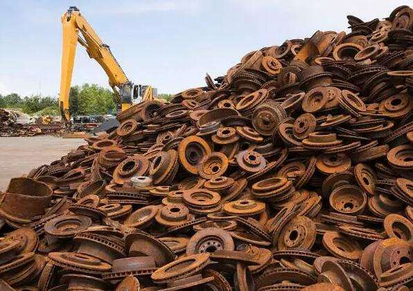 废铁回收的清洗与预热知识