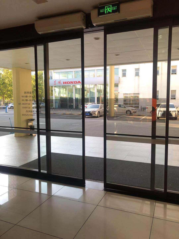 保定商场玻璃门自动门