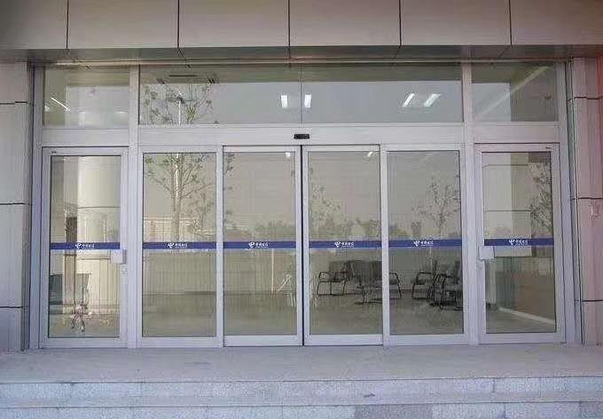 自动玻璃门日常检查范围
