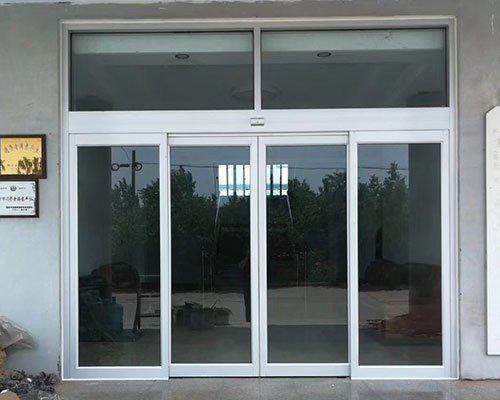 保定平移感应玻璃自动门