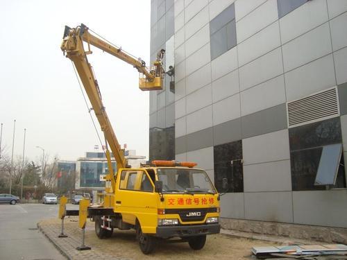 郑州高空作业车租赁