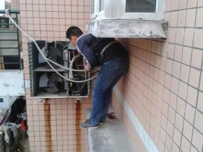 诸暨上门安装空调