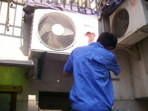 诸暨空调精修
