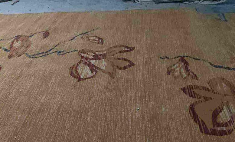 简单实用的羊毛地毯清洗技巧