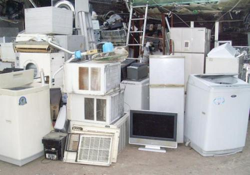 废旧电器处理不当有什么危害