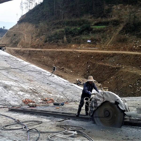 桥梁切割拆除重要的几点要求
