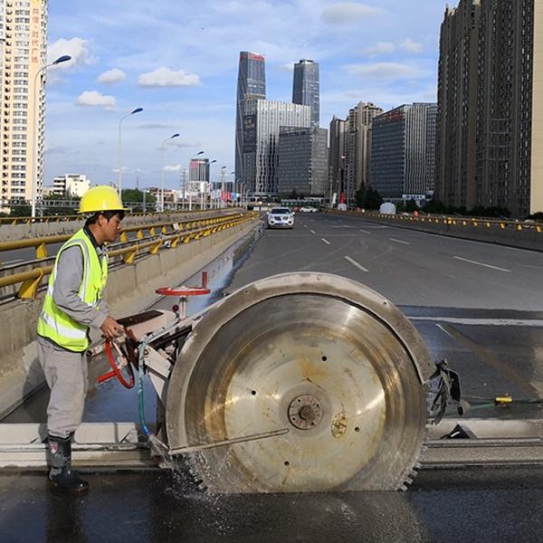 桥梁和桥墩切割施工时的注意要点