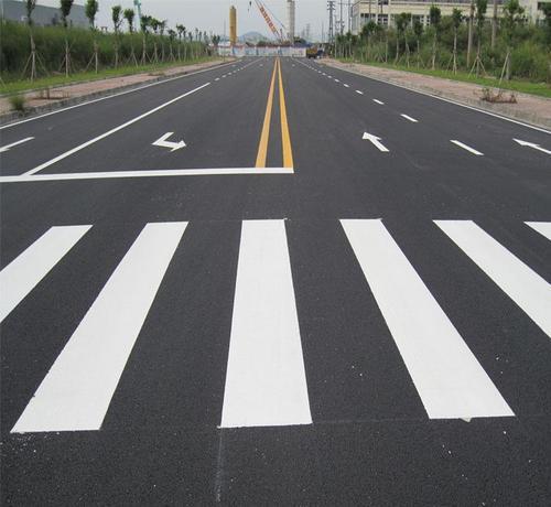 道路标线施工工艺