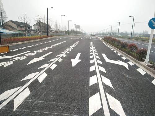 道路涂标线要注意哪些