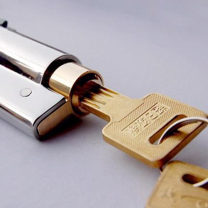 锁芯是防盗锁的核心