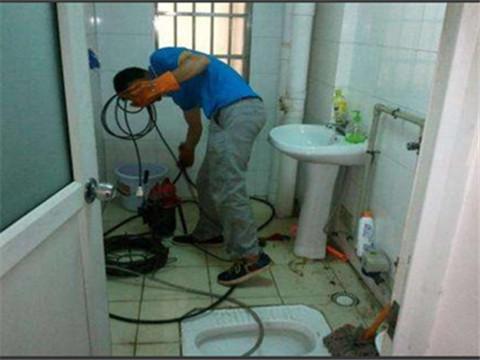慈溪厕所上门疏通
