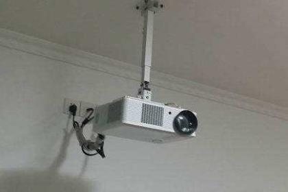 黄山投影仪安装系统