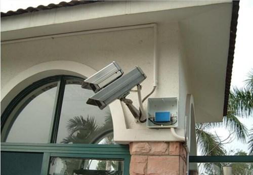 监控摄像头安装布线怎么做