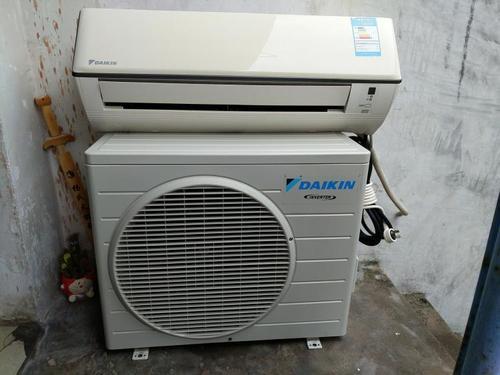 维修大金空调时的控制系统检测方法
