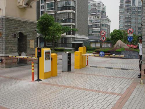 智能停车场收费系统方案特点