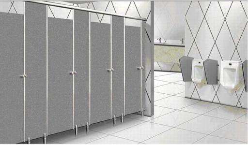 不锈钢厕所隔断的优势