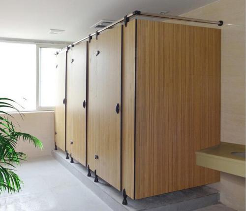 洗手间的几大装修隔断方法