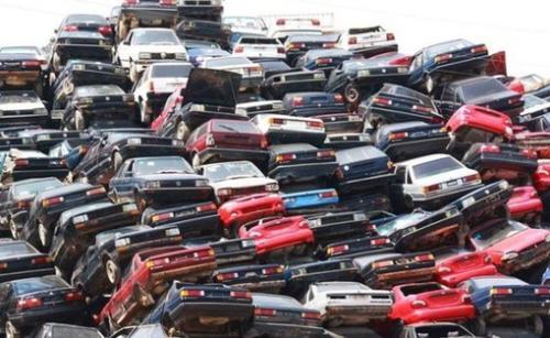 报废车辆回收流程